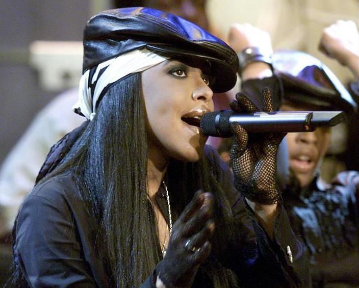 Aaliyah Dana Haughton - photography courtesy by www.flickr.com